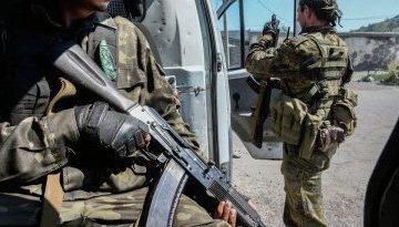 Бойові дії на Донбасі