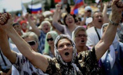 Росіяни бояться військової загрози