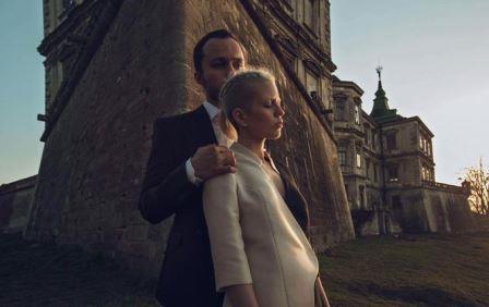 Гурт  Mari Cheba на відео в підгорецькому замку