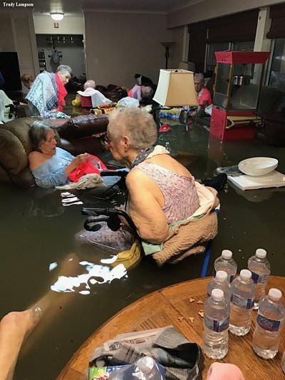 Наслідки урагану Харві в Техасі