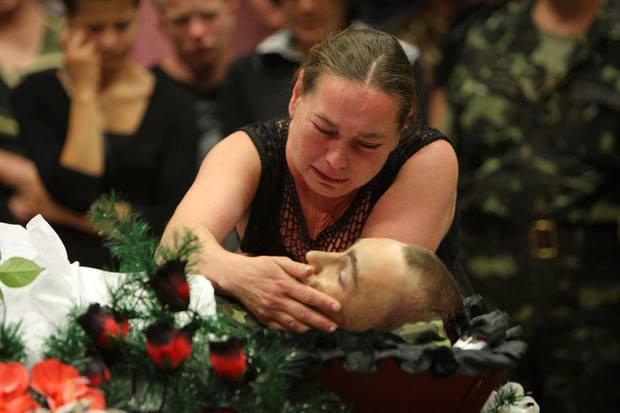 Угорець, що віддав життя за Україну