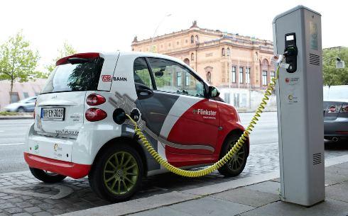 Smart стане першим виключно електричним брендом до 2020