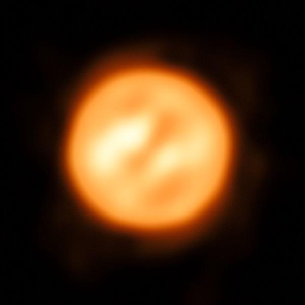 Зірка Антарес