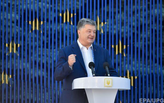 Порошенко: Референдум - це шлях до капітуляції України