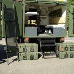 У жовтні в Україну прибуде партія медичних автомобілів Hummer