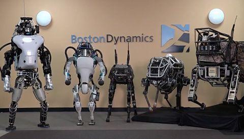 Роботи