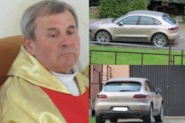 Польського священика змусили продати Porsche