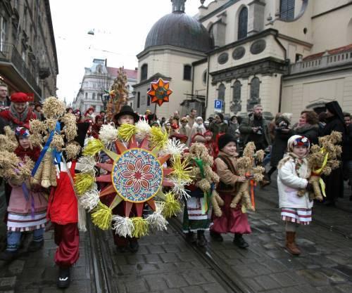 Програма різдвяних свят у Львові