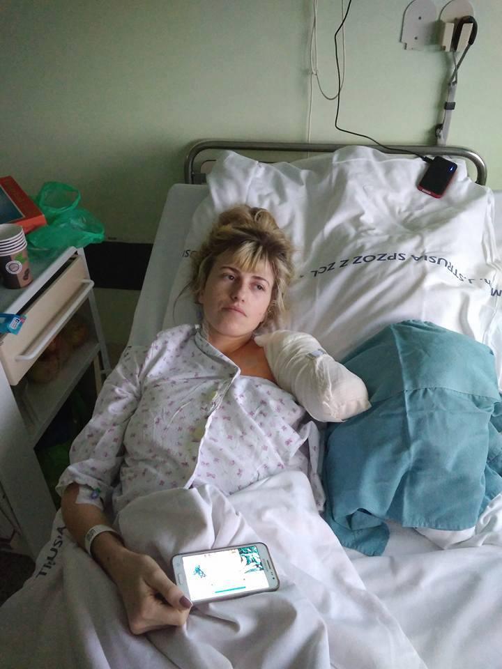 У Польщі заробітчанка з України втратила руку