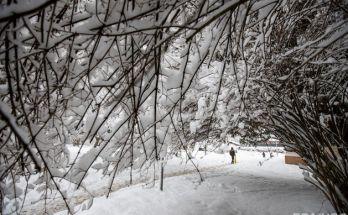 На Львівщині від холоду загинули чотири особи