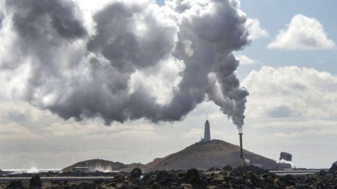 Ісландія на 100% задовольняє свої потреби в електроенергії з поновлюваних джерел