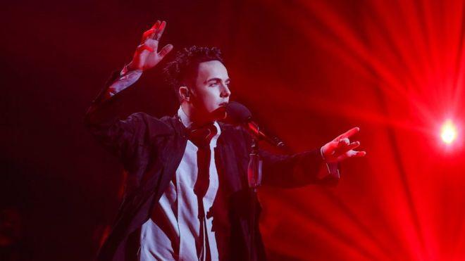 """Україну на """"Євробачення-2018"""" представить співак MELOVIN"""