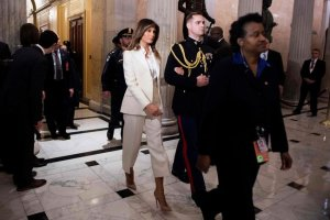 Меланія Трамп у Конгресі
