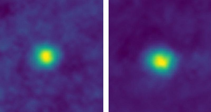 Зонд New Horizons надіслав знімки об'єктів з поясу Койпера