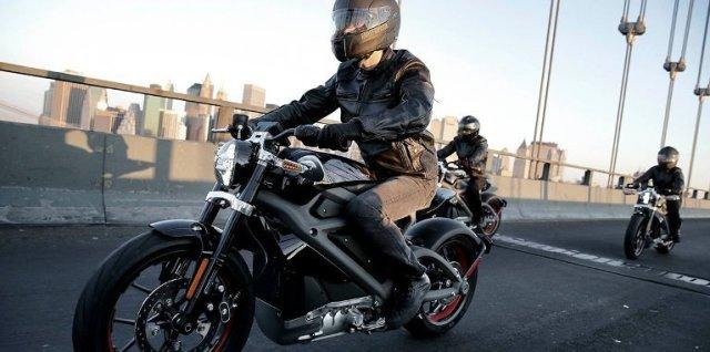 Harley-Davidson стане електробайком