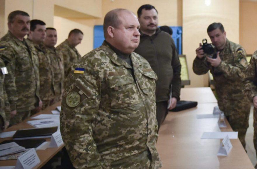 """Командувач Сухопутних військ буде жити в наметі на полігоні """"Широкий лан"""""""