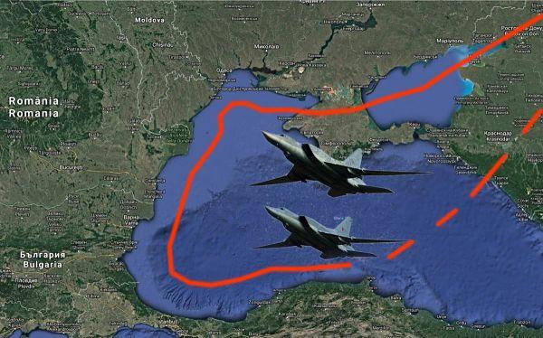 Російська авіація спровокувала в Україні бойову тривогу