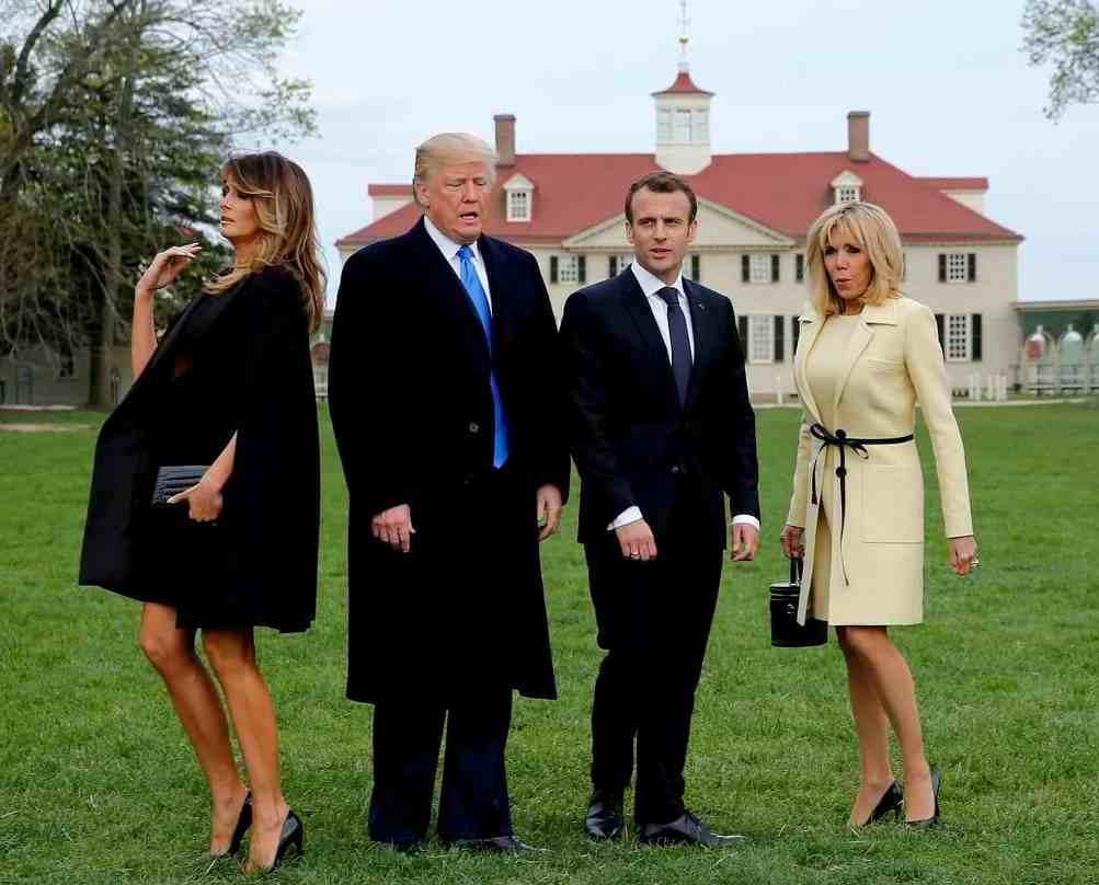 Меланія вперто не дає Дональду Трампу