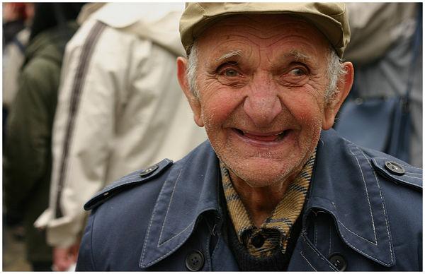 Ознаки старіння людини