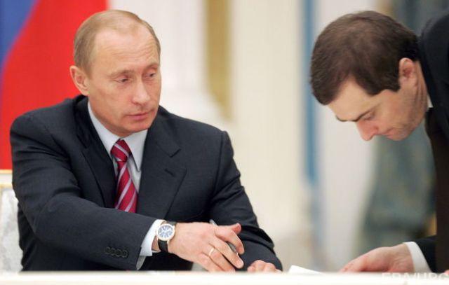 Суркова буде звільнено з посади помічника Путіна