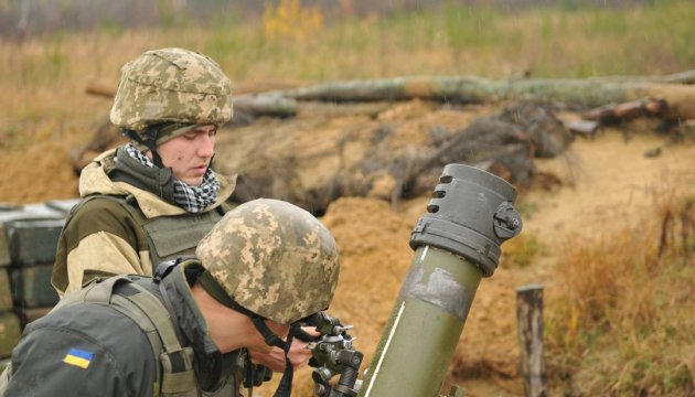 На Донбасі - інтенсивні бої. Є втрати