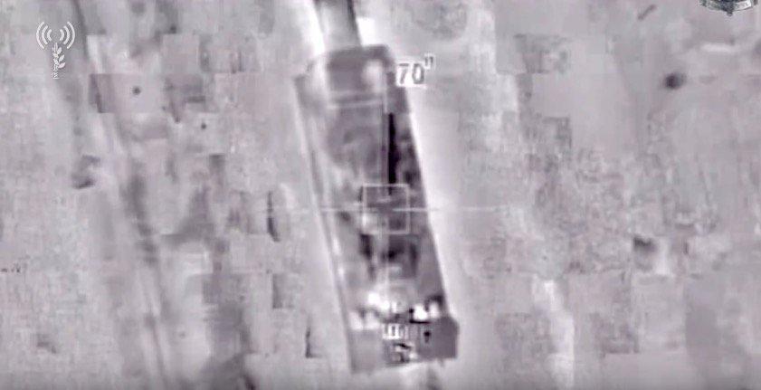 """Як ізраїльтяни знищили російський """"Ураган"""" - відео"""