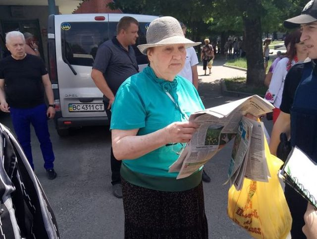 Пенсіонерка із Донецька у Львові напала на школярку