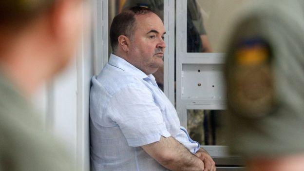 Організатор убивства Борис Герман