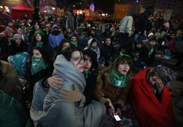 Аргентина. Право на аборти