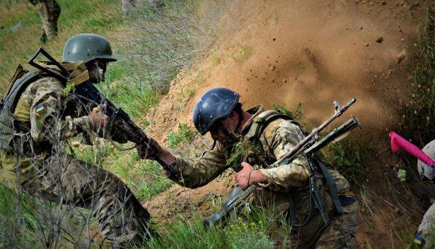 У боях за Кримське поранені троє наших бійців