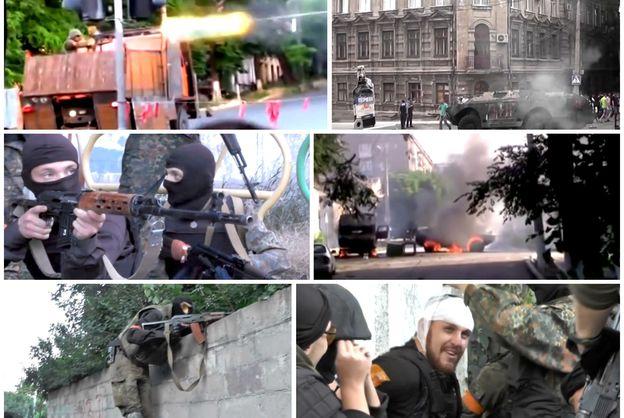 Звільнення Маріуполя від російських окупантів – відеохроніка боїв