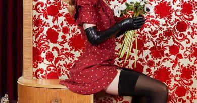 Американська актриса і модель Хайме Кінг в рекламі колекціїLove and Lemons 2018 року.