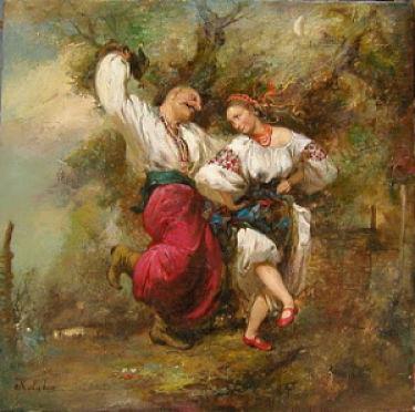 Танець запорожців