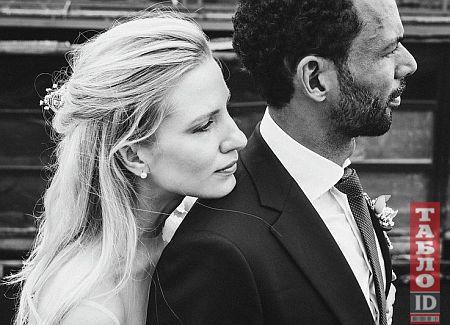 Світлана Заліщук вийшла заміж за британця