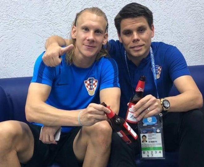 Слава Україні! Хорвати присвятили перемогу над збірною Росії Україні