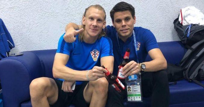 Хорвати присвятили перемогу над збірною Росії Україні