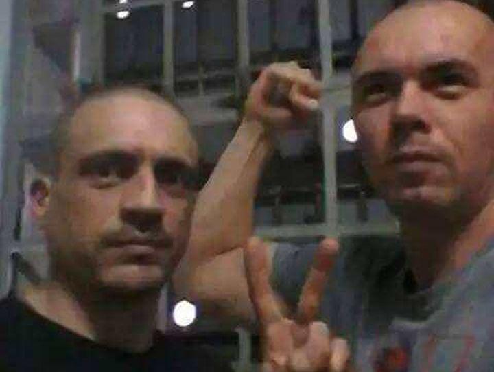 Сергій шваюк і Петро Литвинчук