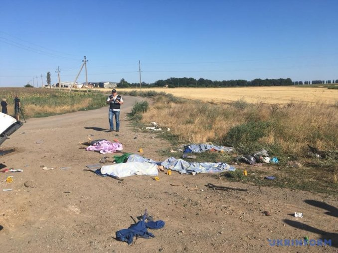 Жертви ДТП в Запорізькій області