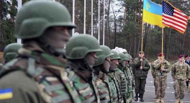 Українсько-американські військові навчання