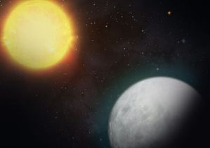 Телескоп TESS виявив дві екзопланети