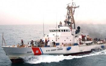 Порошенко прийняв у США перші два катери класу Island для українських ВМС
