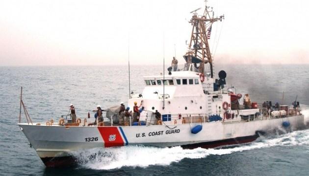Американський катер класу Island