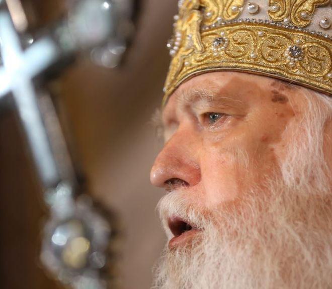 Філарет: Віруючі МП тисячами переходять у Київський патріархат