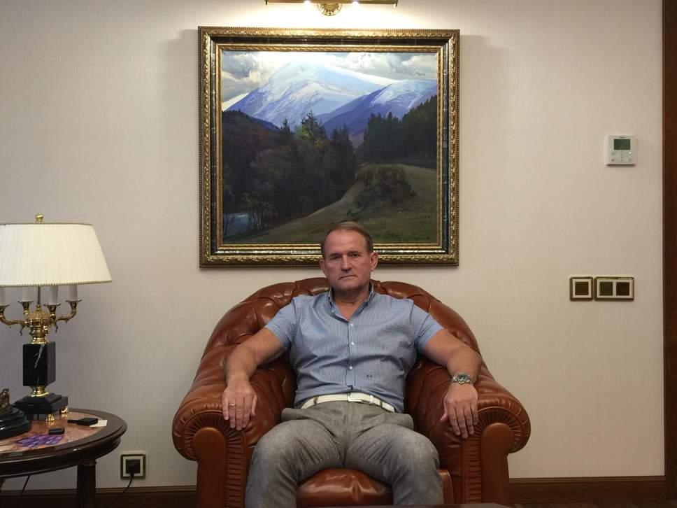Медведчук про Тимошенко