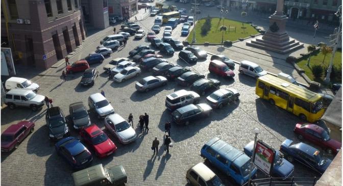 Нові правила паркування