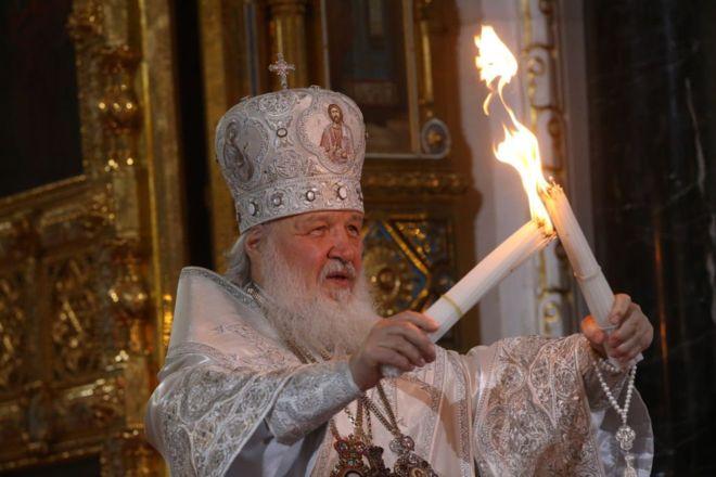 Гундяєв і його церква розривають євхаристійне спілкування з Константинополем