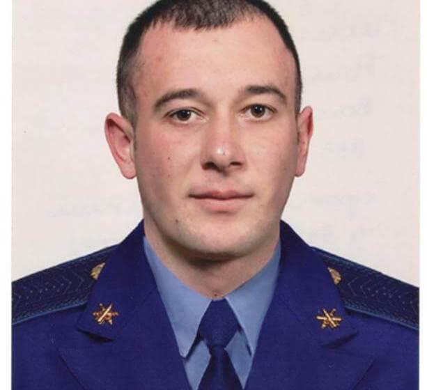 На Донбасі загинув боєць із Львівщини Роман Магас