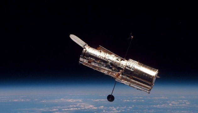 Галактика NGC 5033 потрапила в об'єктив телескопа Hubble