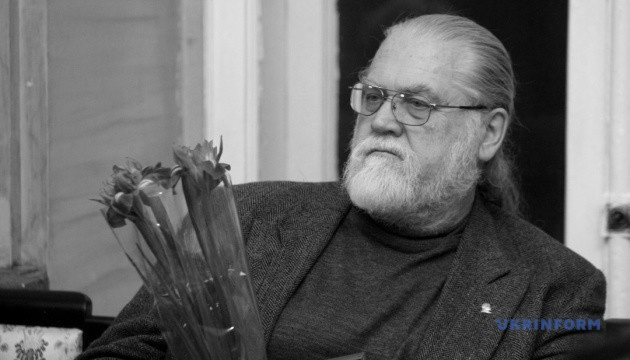 Письменник Богдан Жолдак