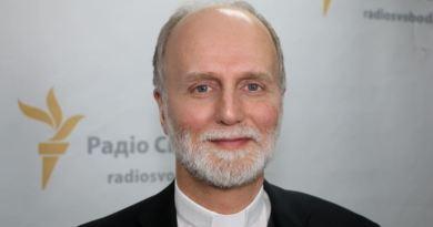 Єпископ Української греко-католицької церкви Борис Гудзяк
